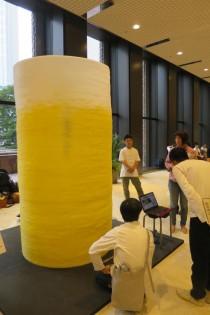 東京理科大学「夢いっぱい!の未来へ一杯!まず乾杯!」