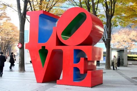"Rovert Indiana""LOVE"""