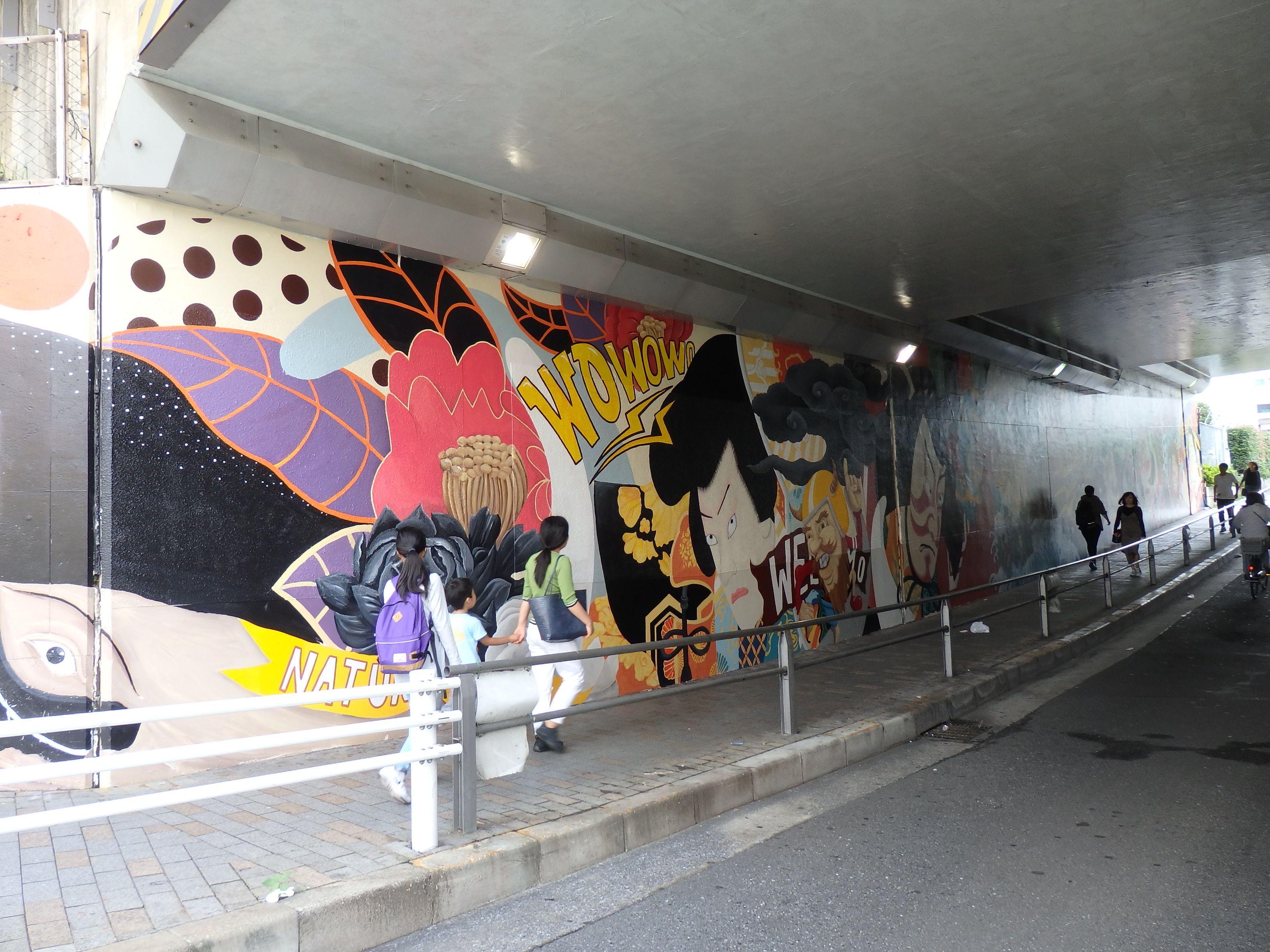shinjuku creators festival we hold kabukicho art project exhibition
